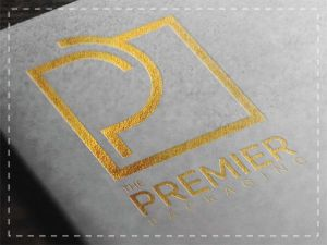 Gold Foil Stamping Finishing