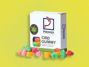 Custom CBD Gummies