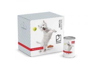 Custom CBD Pet Products Boxes