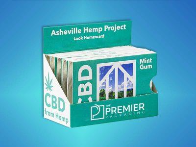 Custom CBD Gum Boxes
