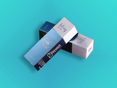 CBD Lip Balm Boxes